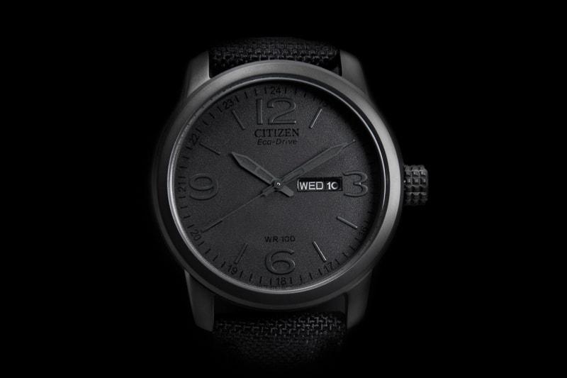 CITIZEN WATCH 商業攝影-星辰錶
