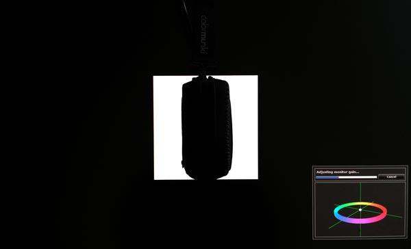 螢幕色彩管理