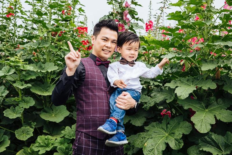 Family4 012 全家福 in Park
