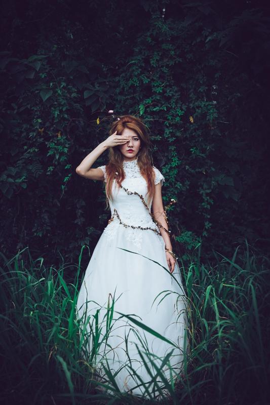 Forest bride 11 婚紗寫真-Rose