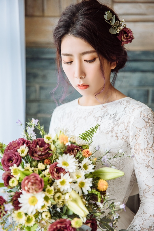 Frini Makeup 3 婚紗寫真-姚筱井監製