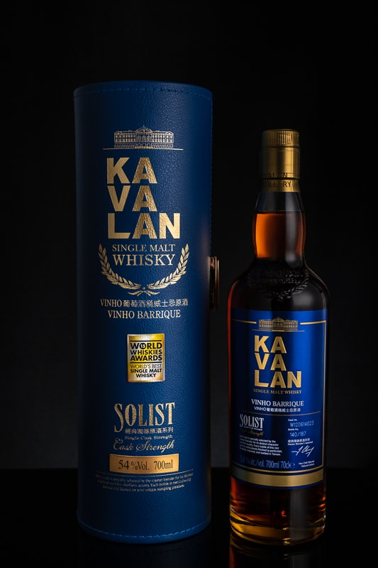 KAVALAN VINHO 商業攝影-KAVALAN VINHO威士忌