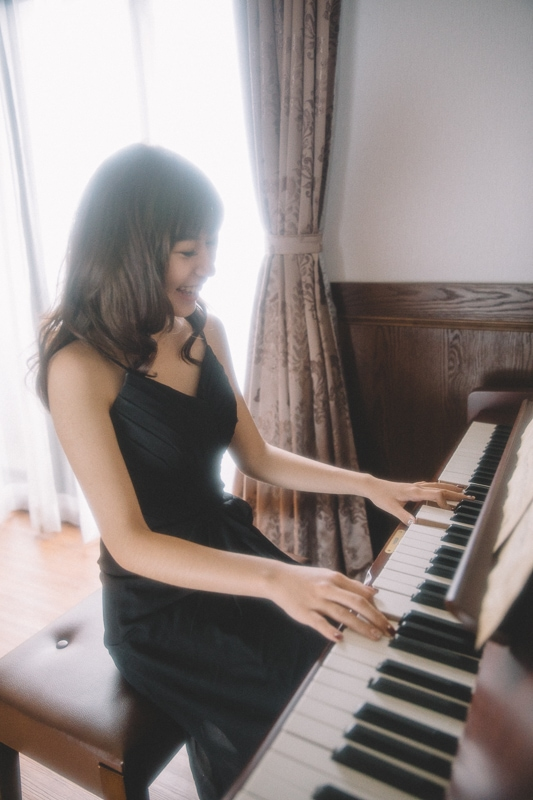 Piano teacher 10 人像寫真-The Final Lesson