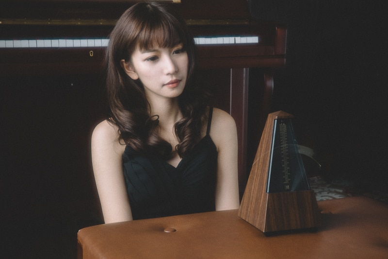 Piano teacher 3 人像寫真-The Final Lesson
