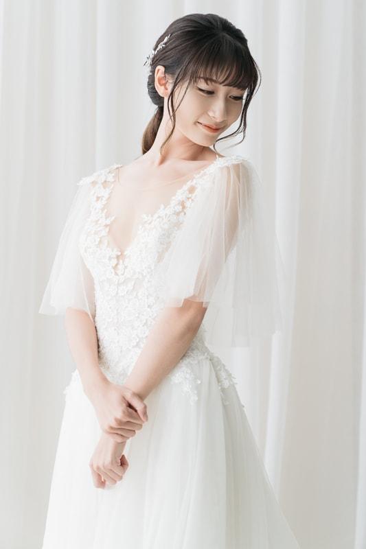 Pure White 10 婚紗寫真-Pure White