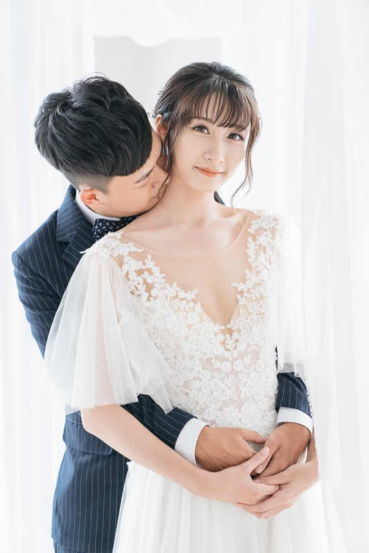 Pure White 15 婚紗寫真-Pure White