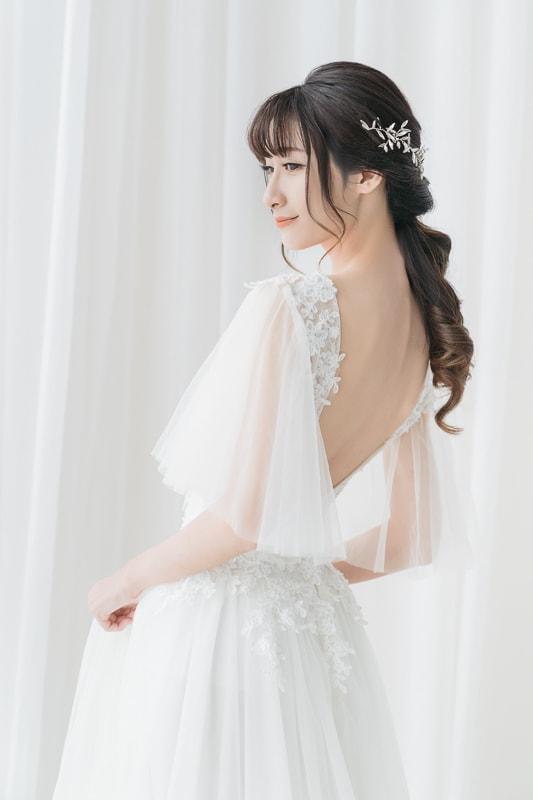 Pure White 7 婚紗寫真-Pure White