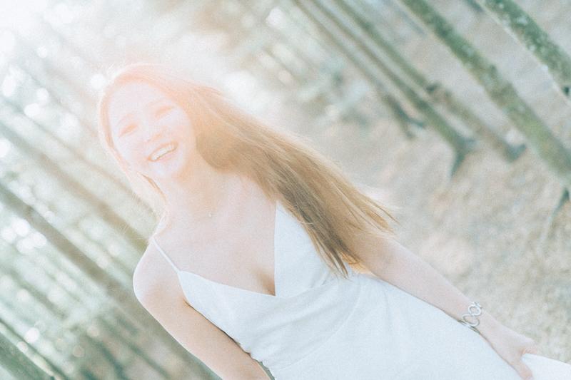 Tianwei girl011 田尾小葉欖仁森林