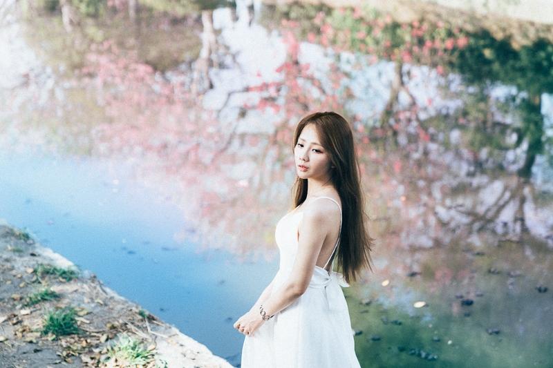 Tianwei girl015 田尾小葉欖仁森林