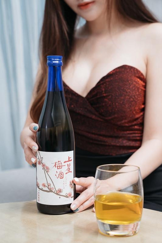 chichi yen endorses Plum wine010 嚴琪琪代言上星梅酒