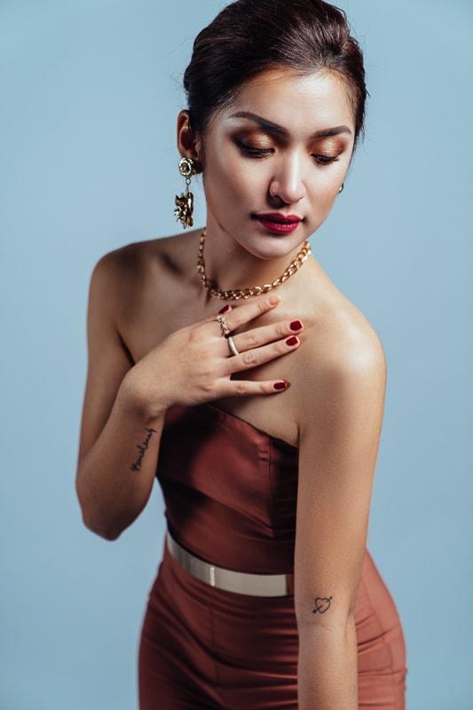 fashion makeup 1 商業攝影-歐美髮妝