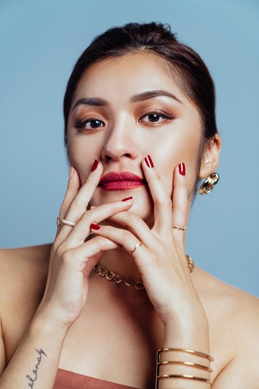fashion makeup 2 商業攝影-歐美髮妝