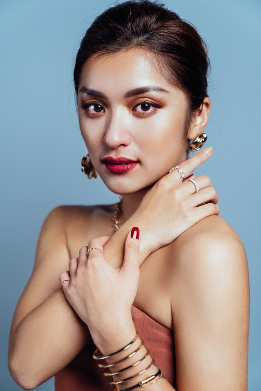 fashion makeup 4 商業攝影-歐美髮妝