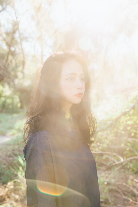 girl in sunlight 1 人像寫真-仲夏拾光