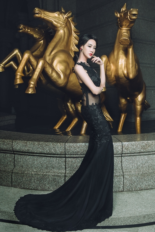 gold horse bride 1 婚紗寫真-金馬樣本