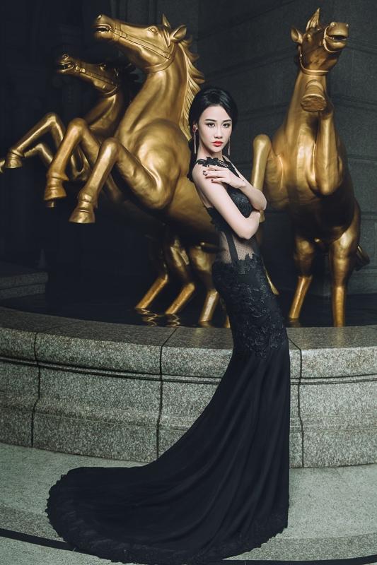 gold horse bride 2 婚紗寫真-金馬樣本
