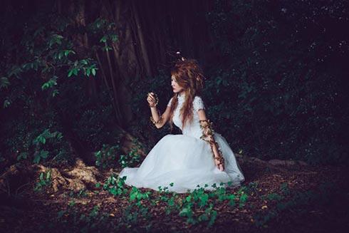 婚紗寫真-Rose