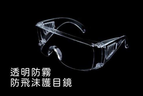 防霧防飛沫護目鏡