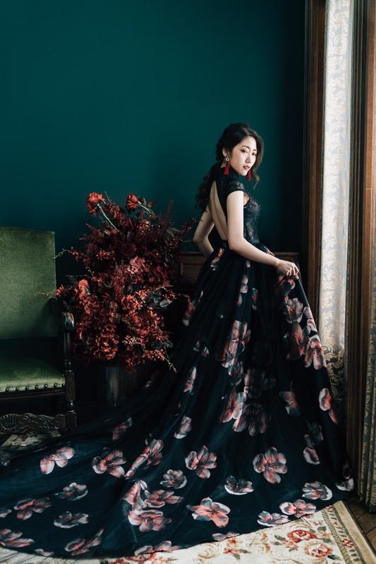 jiyeon wooo bride 13 婚紗寫真-獨家記憶