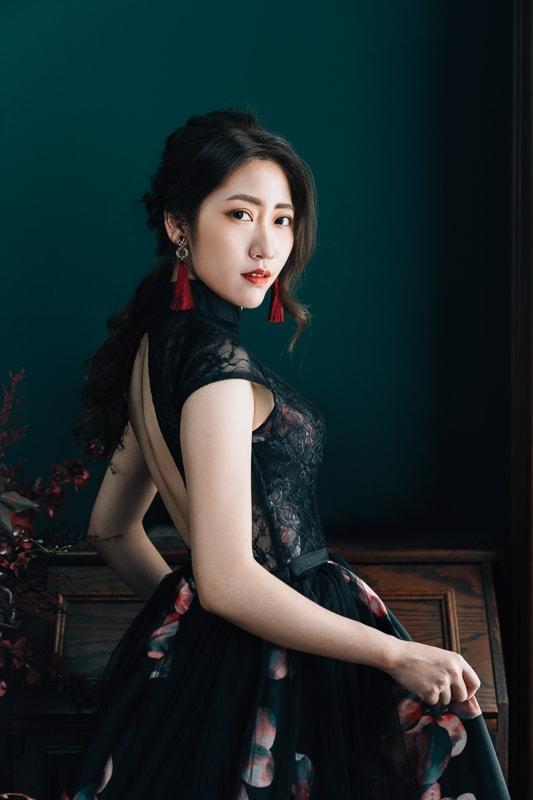 jiyeon wooo bride 14 婚紗寫真-獨家記憶