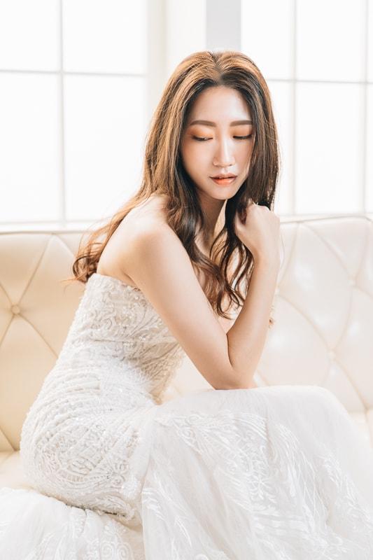 jiyeon wooo bride 3 婚紗寫真-獨家記憶