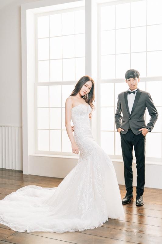 jiyeon wooo bride 7 婚紗寫真-獨家記憶