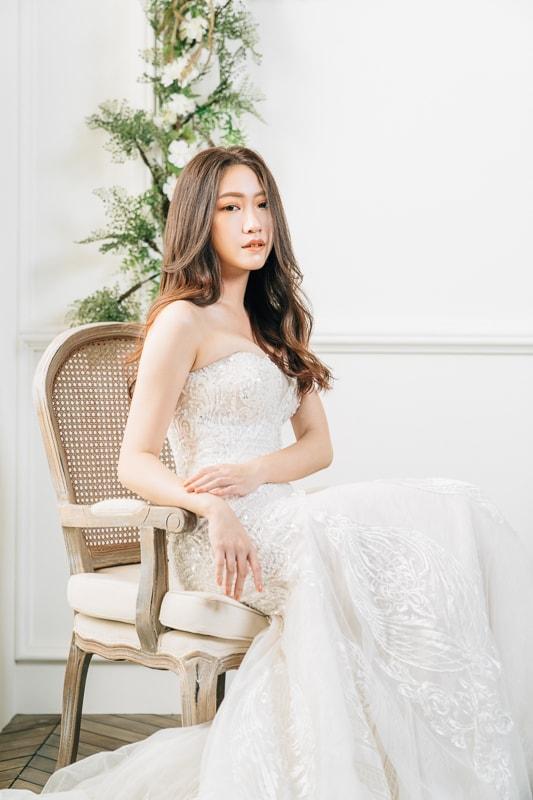 jiyeon wooo bride 9 婚紗寫真-獨家記憶