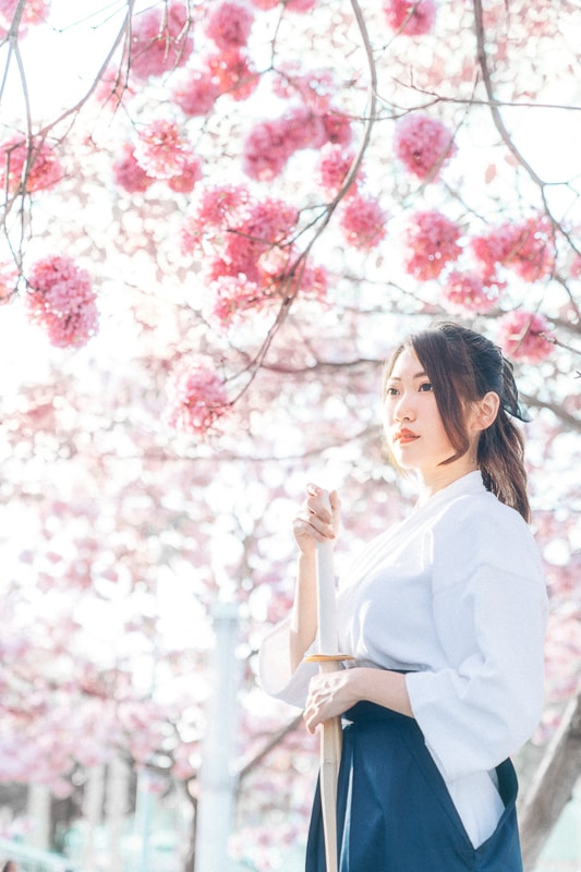 kendo Jiyeon wooo002 劍道少女Jiyeon_wooo