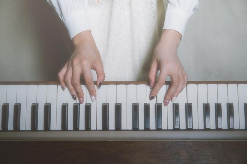music teacher 3 人像寫真-音樂老師