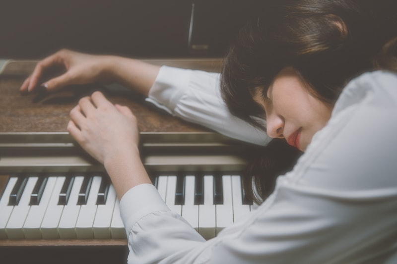 music teacher 6 人像寫真-音樂老師