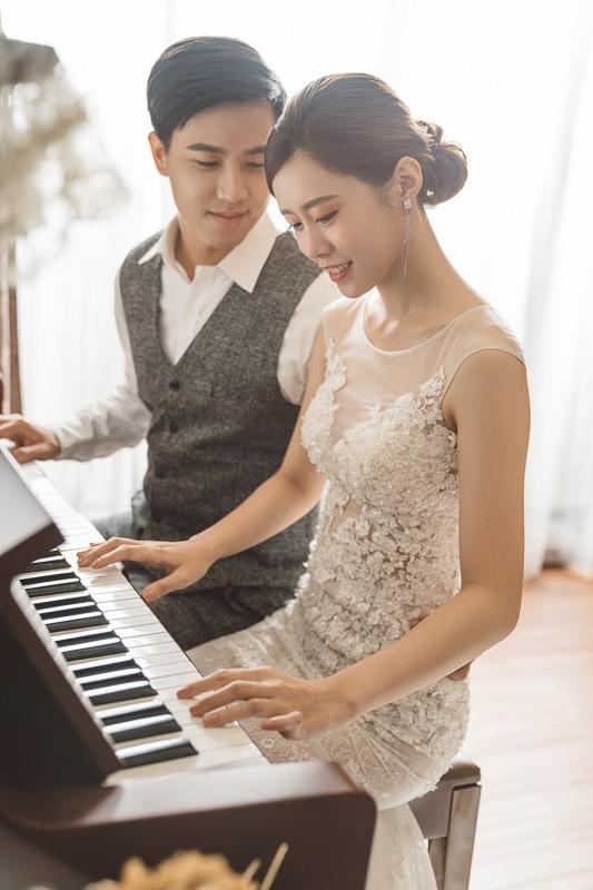piano wedding 2 婚紗寫真-愛琴懸崖