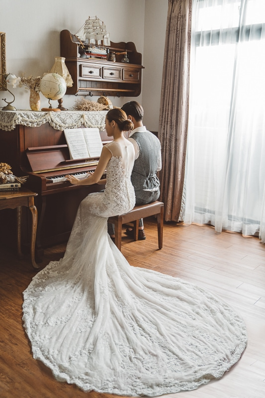 piano wedding 4 婚紗寫真-愛琴懸崖