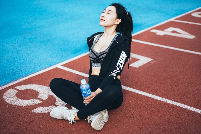 sport girl003 健身少女