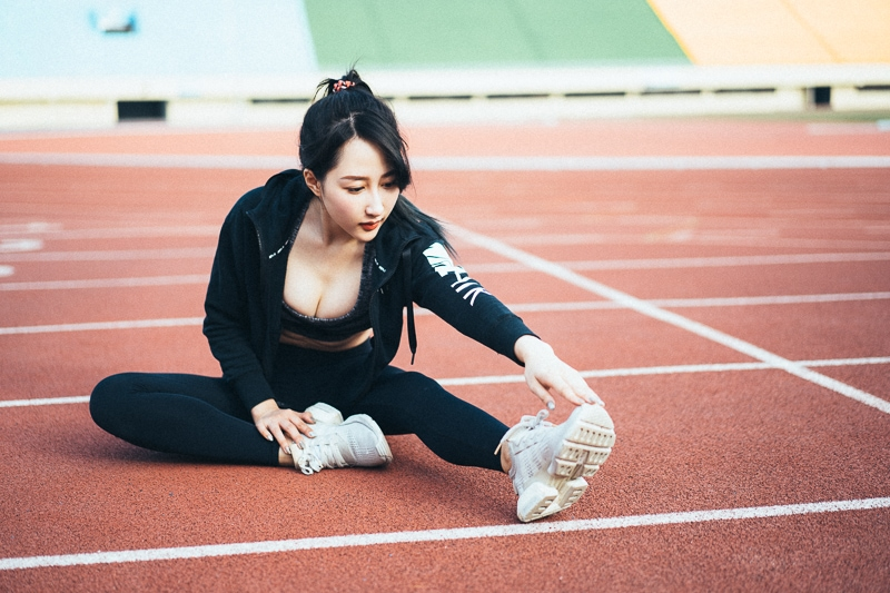 sport girl004 健身少女
