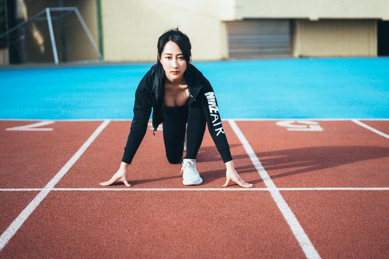 sport girl005 健身少女