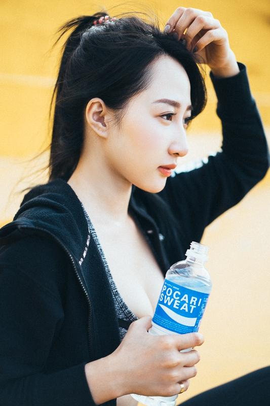 sport girl007 健身少女
