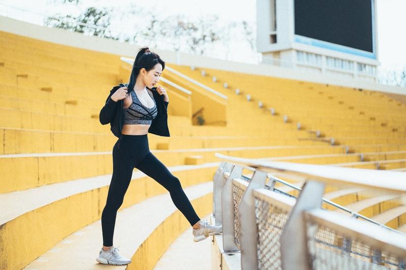 sport girl014 健身少女