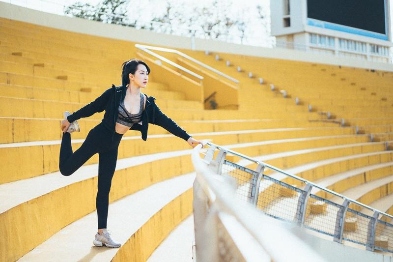 sport girl016 健身少女