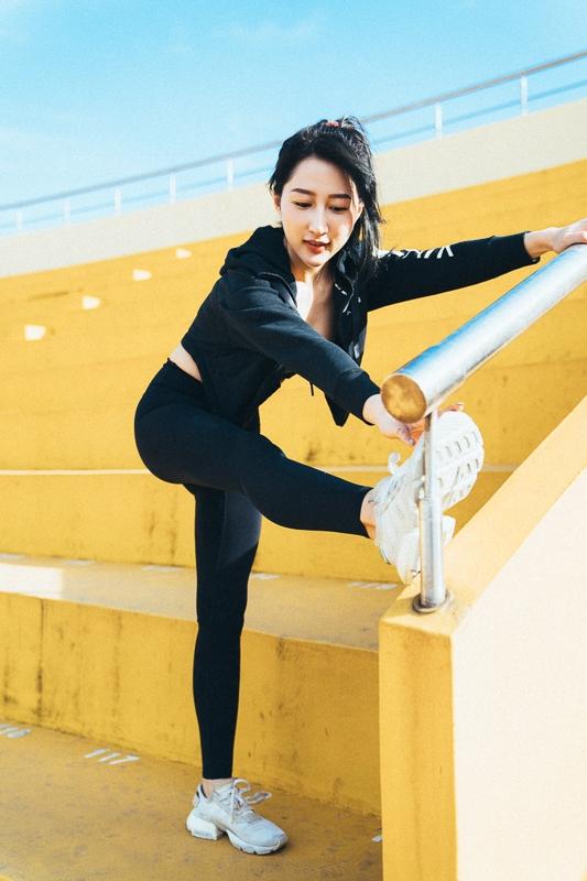 sport girl027 健身少女