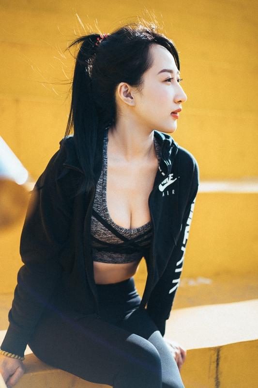 sport girl028 健身少女