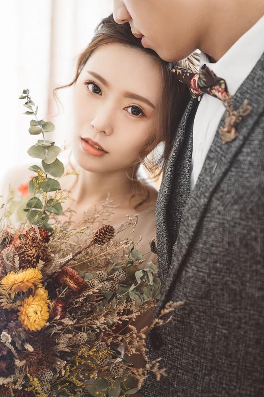 vintage flower wedding bridal 1 婚紗寫真-春芬