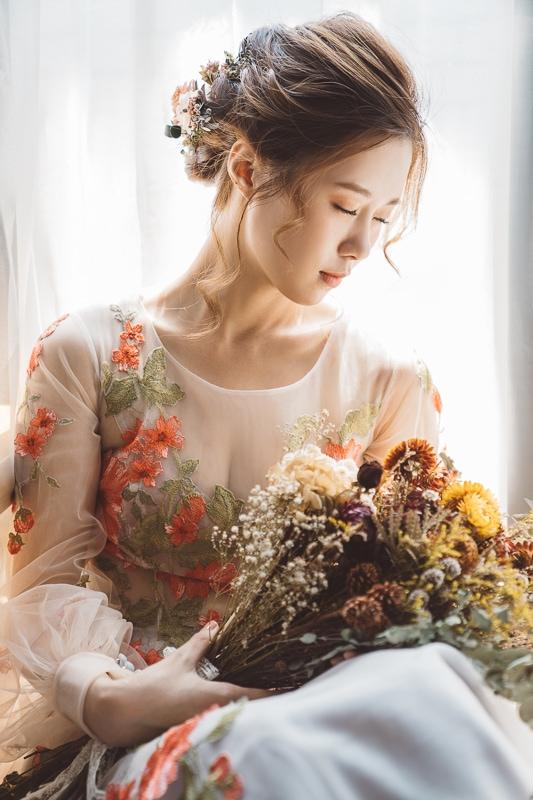 vintage flower wedding bridal 12 婚紗寫真-春芬