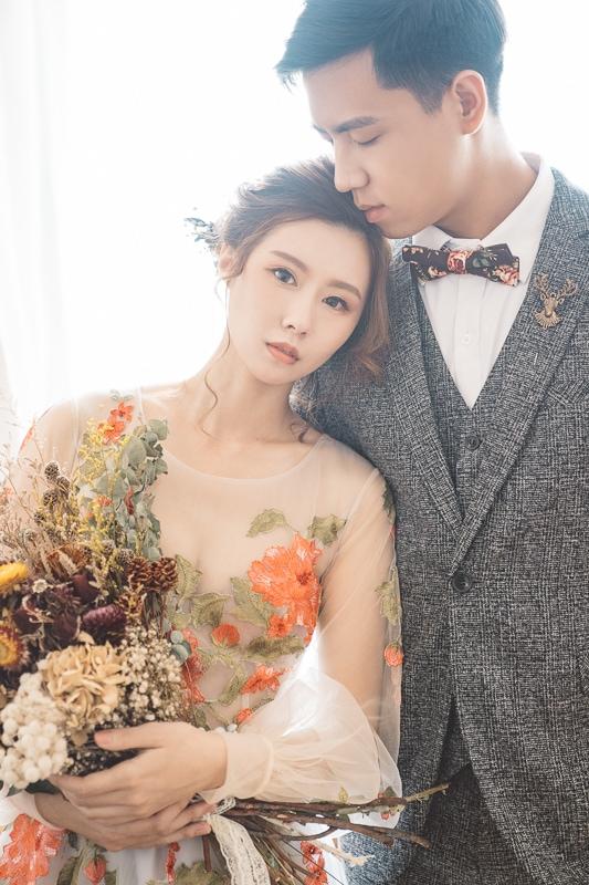 vintage flower wedding bridal 2 婚紗寫真-春芬