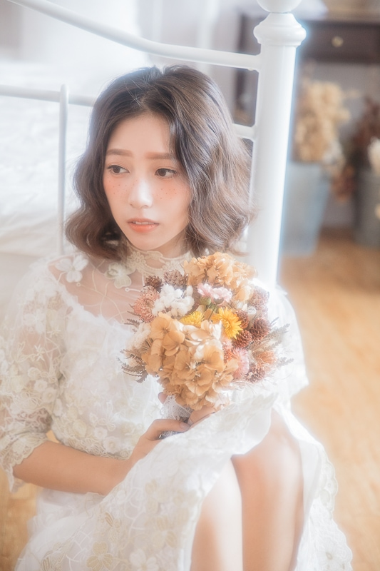 vintage wedding bridal 13 婚紗寫真-骨董婚紗