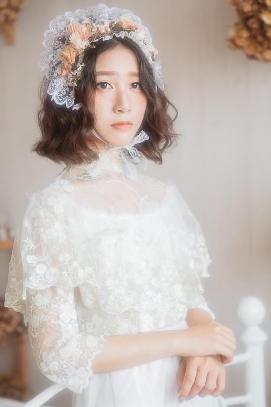 vintage wedding bridal 19 婚紗寫真-骨董婚紗