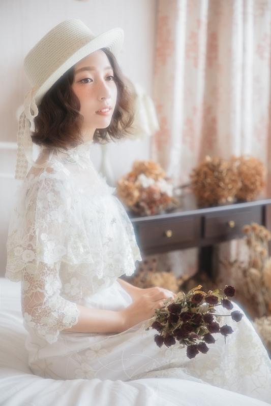 vintage wedding bridal 2 婚紗寫真-骨董婚紗