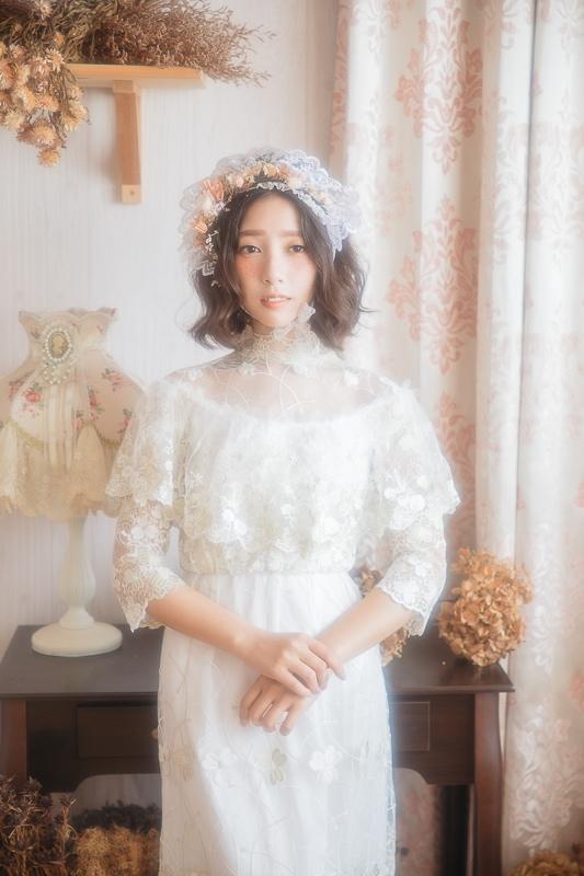 vintage wedding bridal 21 婚紗寫真-骨董婚紗