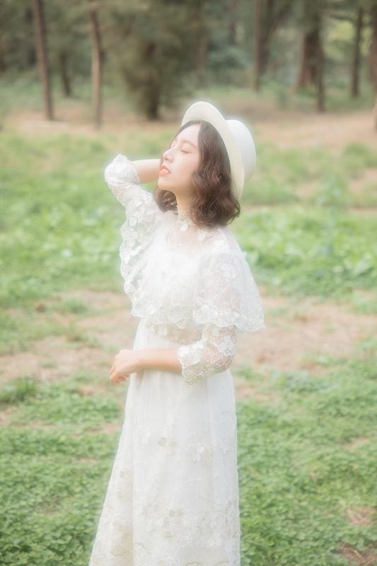 vintage wedding bridal 24 婚紗寫真-骨董婚紗