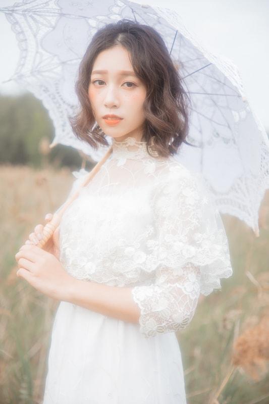vintage wedding bridal 36 婚紗寫真-骨董婚紗