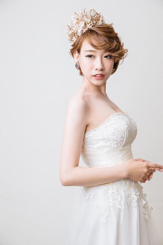 weddingshin bride 5 婚紗寫真-髮妝形象攝影